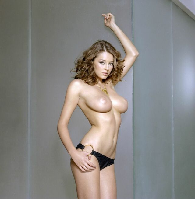 Keeley Hazell in Bra and Panties! free nude pictures