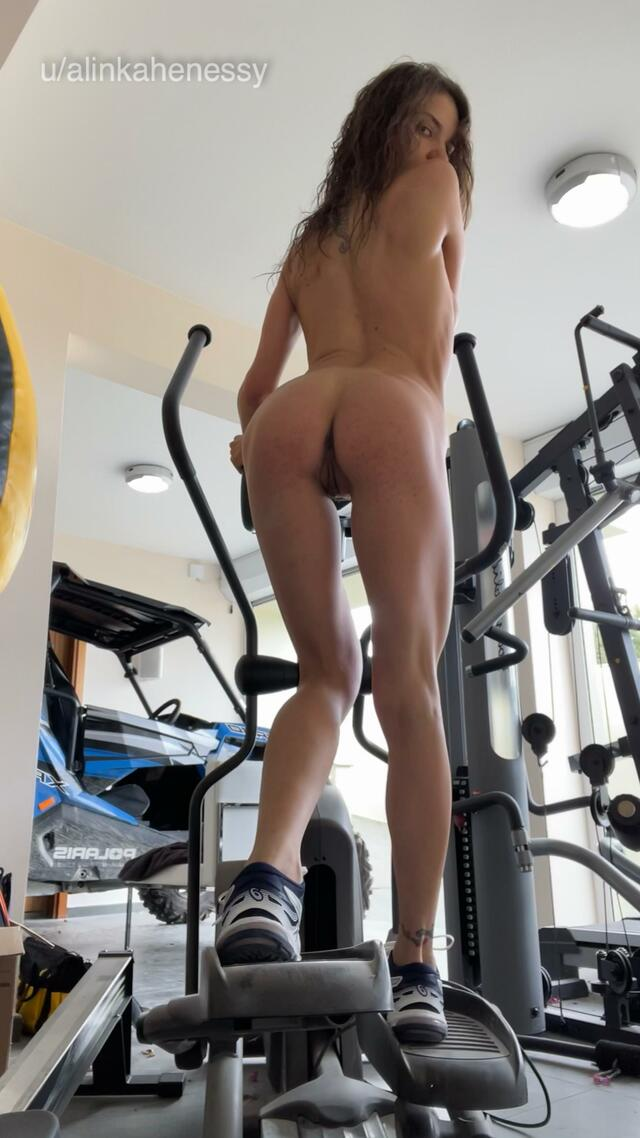 Wanna join workout?;) free nude pictures
