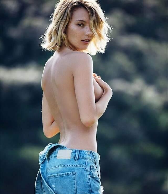 Nude rachel yampolsky Rachel Yampolsky