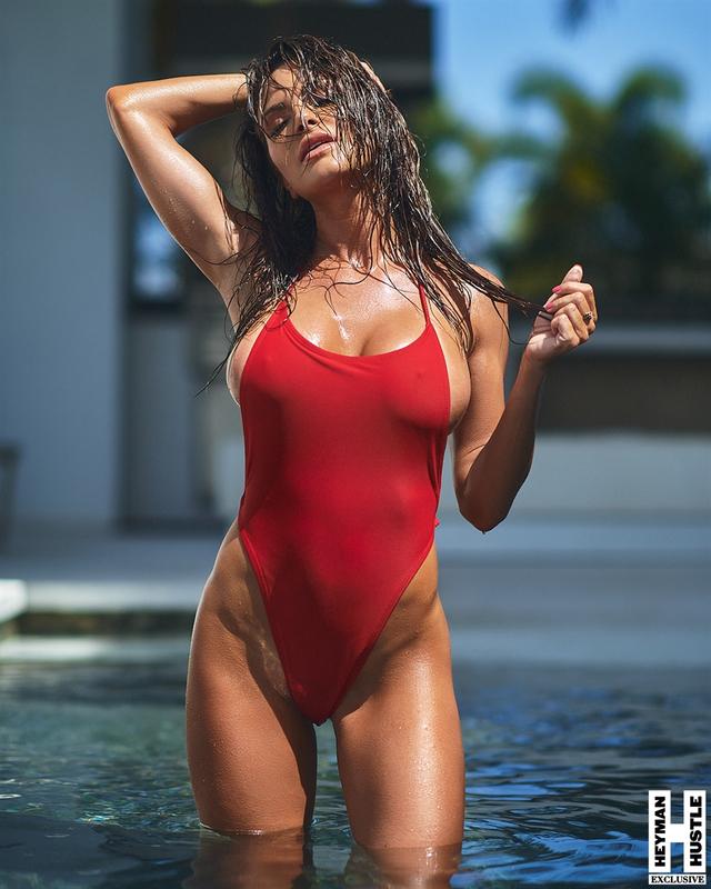 Nude nienna jade Sexy Athletes