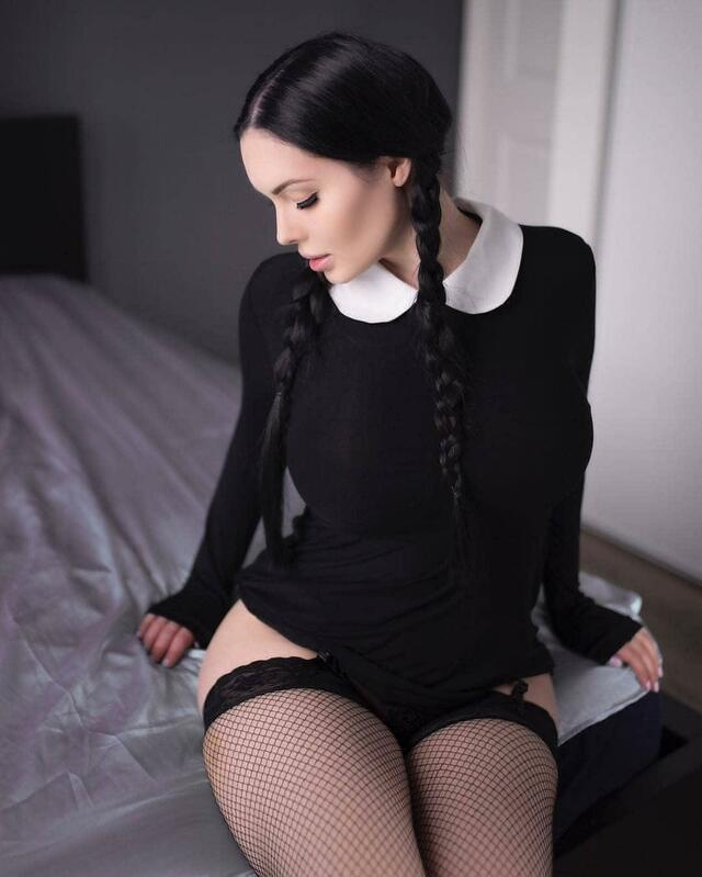 Black  nackt Veronika Veronica Sanchez